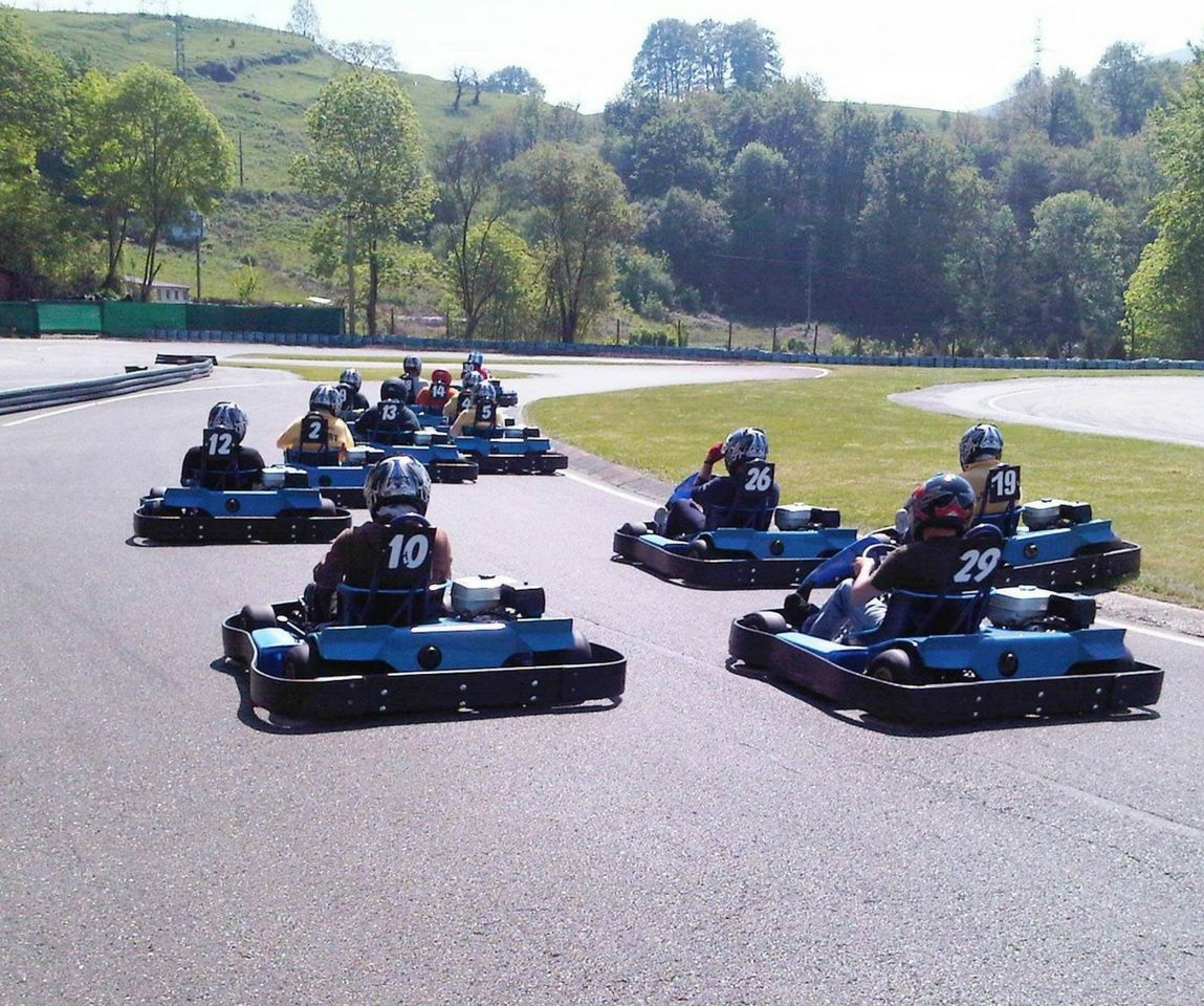 Karting en Asturias