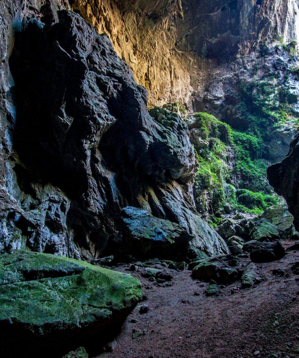 Cueva de Tinganón