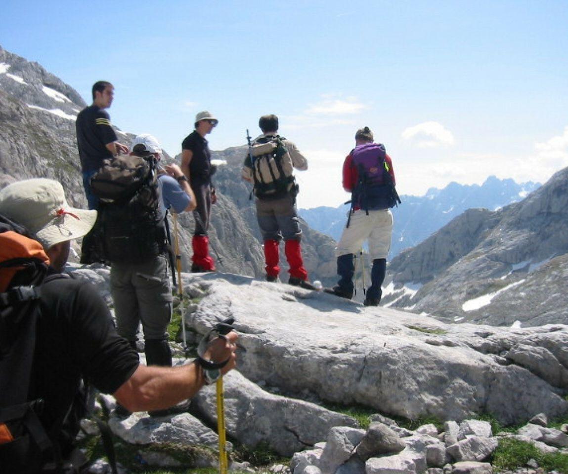 Treking y senderismo en los Picos de Europa