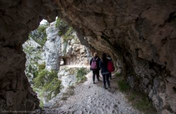 excursion ruta del cares con Frontera Verde