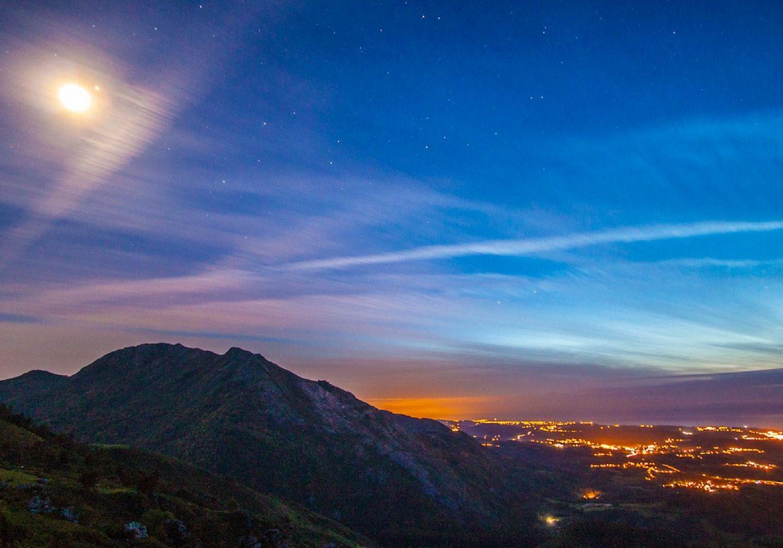 Curso de iniciación a la astronomía en Asturias