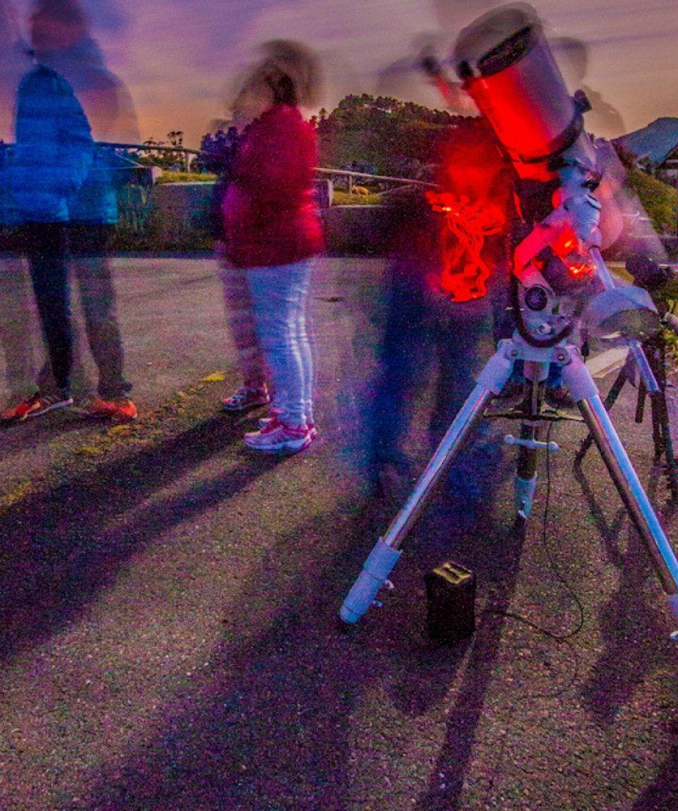 Curso Iniciación Astronomía Picos de Europa
