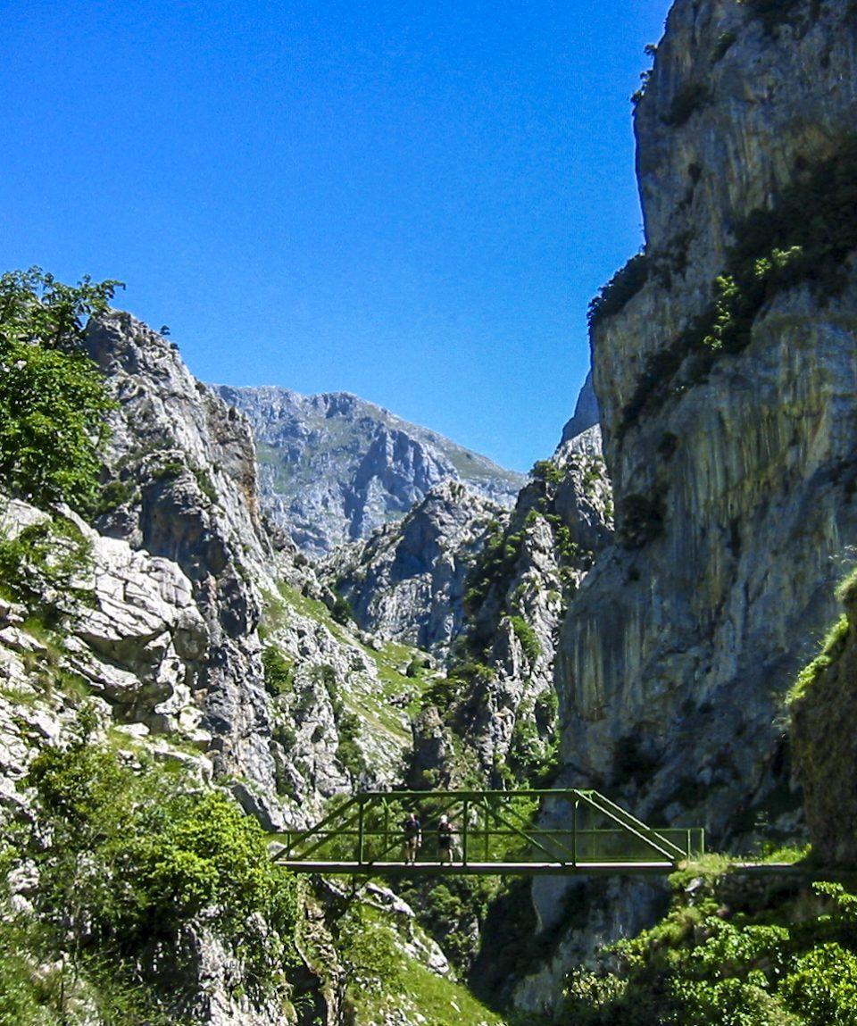 Ruta del Cares y los Picos de Europa