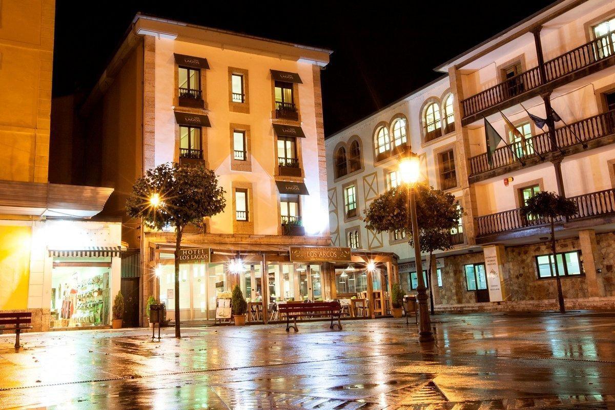 Hotel los Lagos Nature en Cangas de Onís