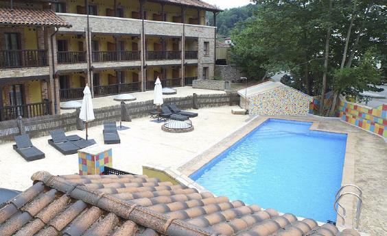 Hotel Maria Manuela en Benia de Onis, Picos de Europa