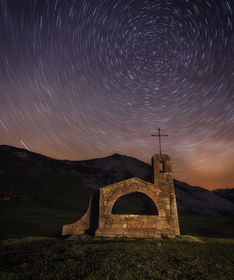 Fotografia nocturna picos de europa