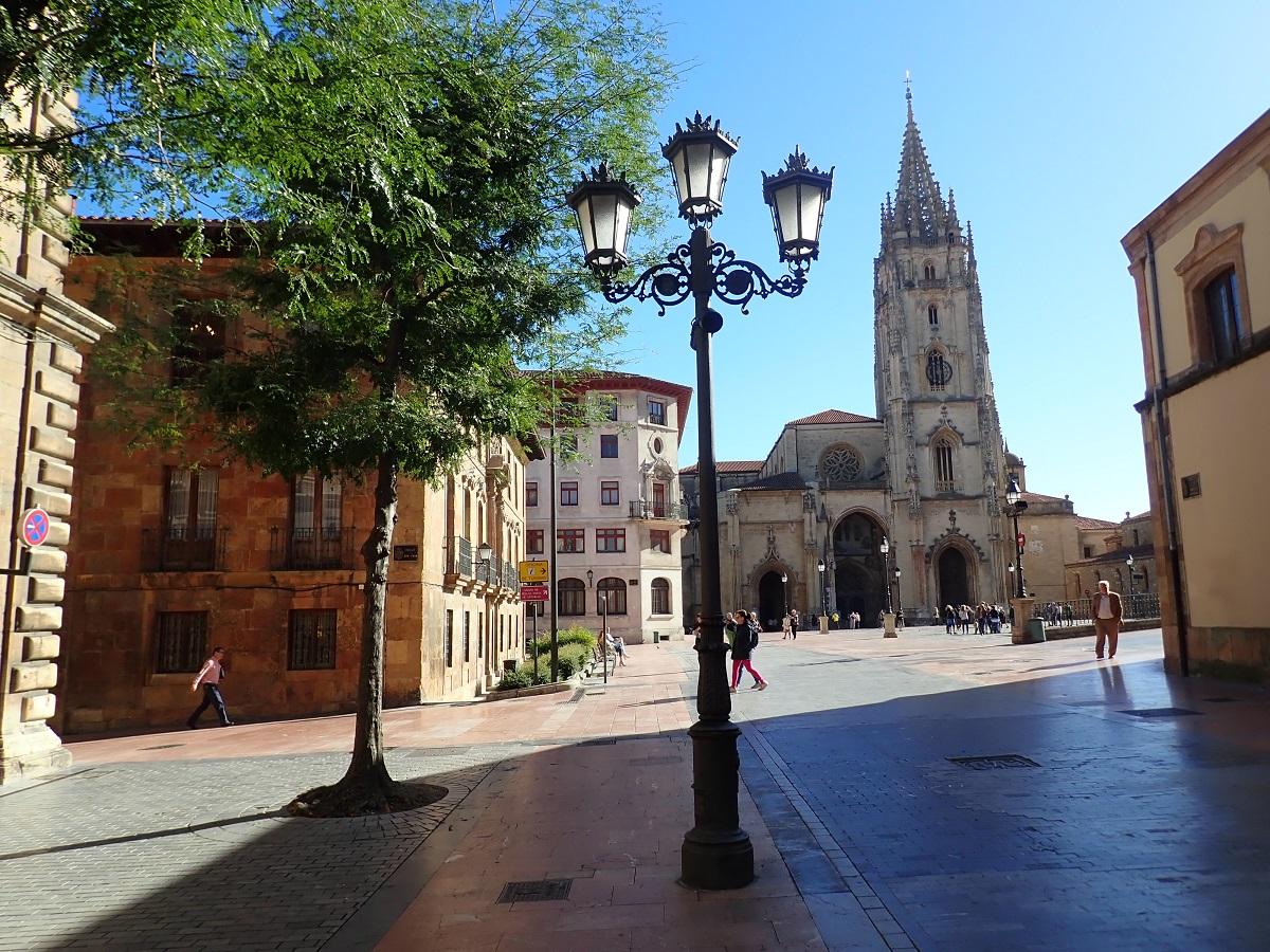 Tu escapada a Oviedo