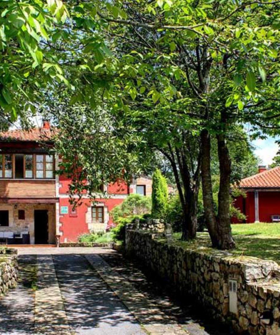 hotel coviella asturias frontera verde
