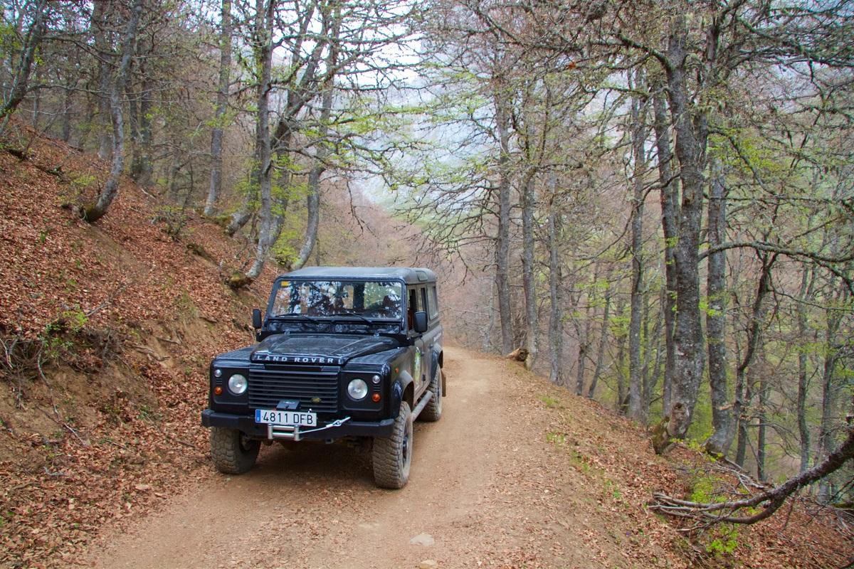 Rutas y Excursiones 4x4 por los Picos de Europa