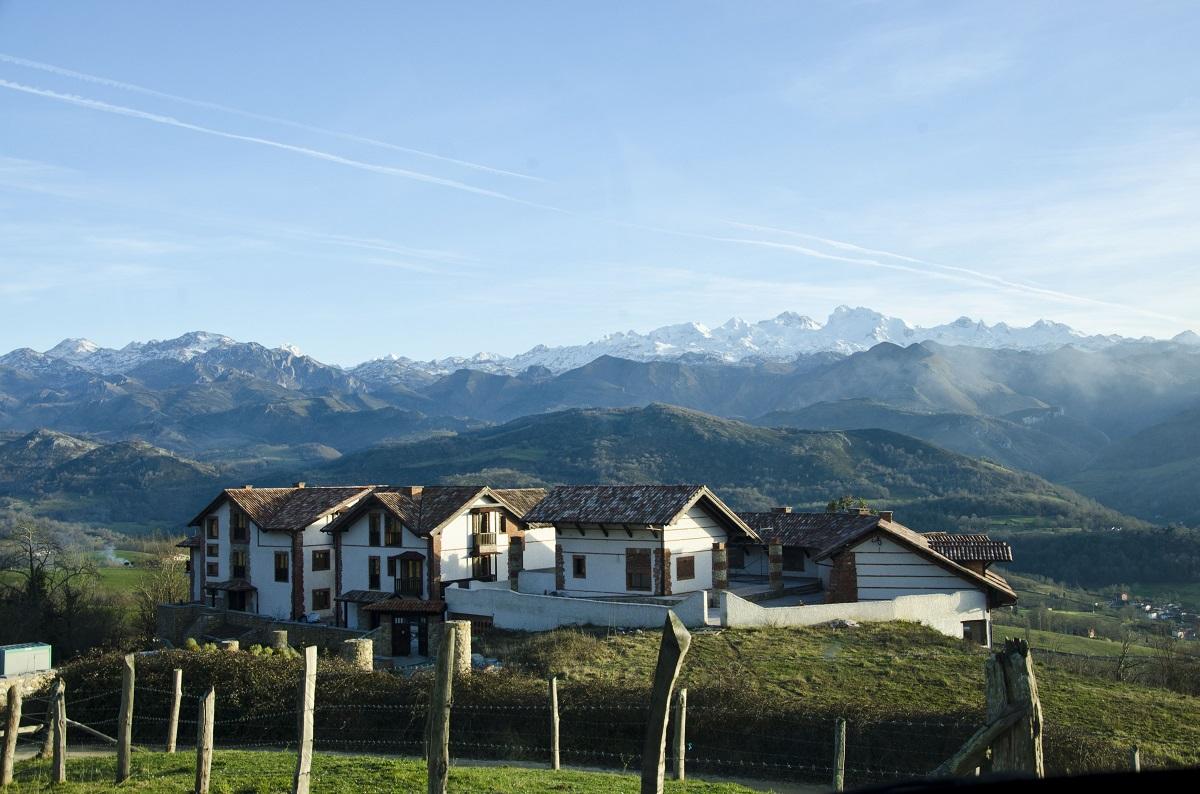 Vistas panorámicas del Hotel El Cerro la Nina