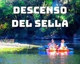 Descenso del Sella en canoa
