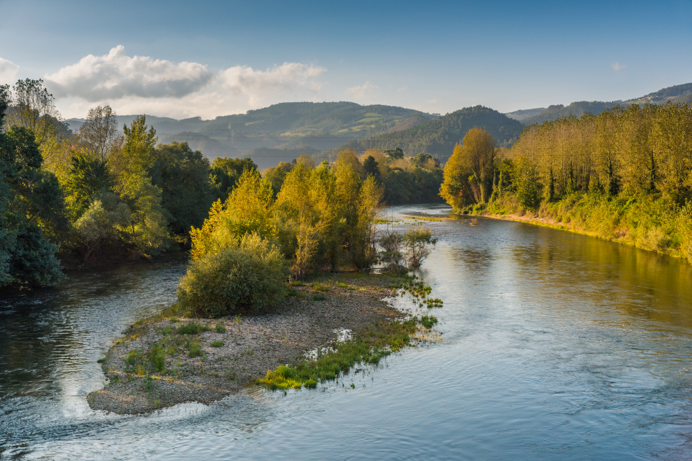 Escapada Río del Nalón, Asturias