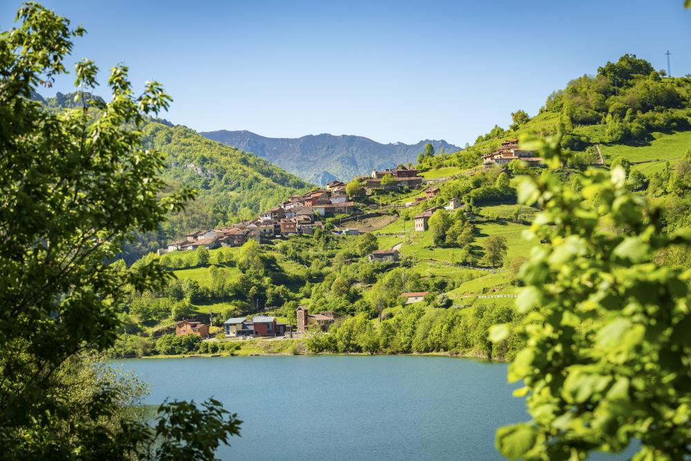 Escapa Valle del Nalón, Asturias