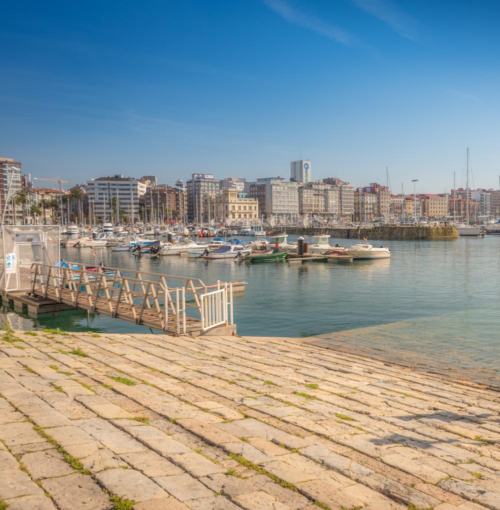 Escapada a Gijón, Asturias