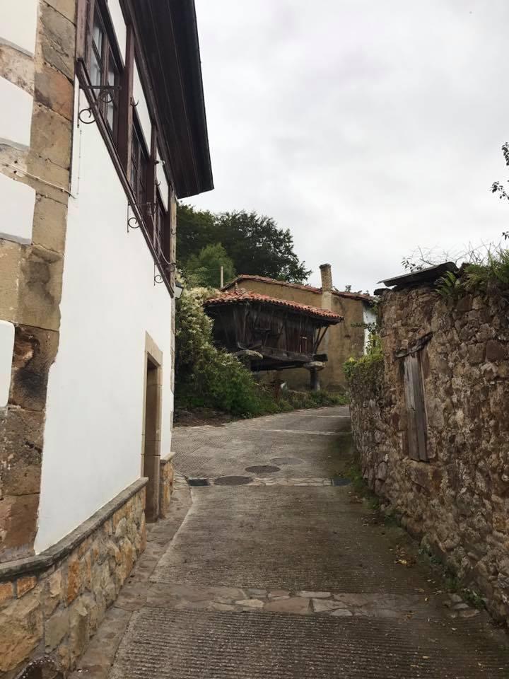 Ruta interpretativa por el pueblo de Torazo